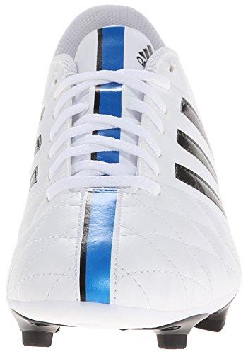 Mens Solar Firm Cleat White Blue Performance Black Soccer Ground adidas 11Questra Bqz4nnZ5
