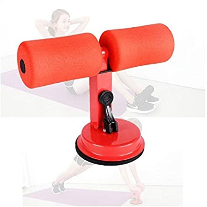 Drake Home Fitness Equipment Sit-ups and Push-ups Assistant Device Lose  Weight Gym Workout Abdominal curl Exercise with Suction Cup