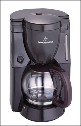Black & Decker DCM80 12 Cup Coffee Maker (220 Volt) It will not work in the USA or Canada by BLACK+DECKER