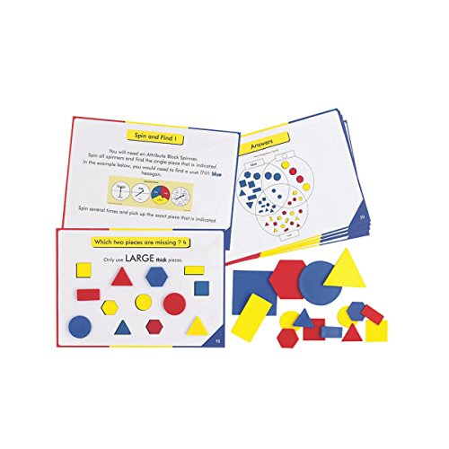 Attribute Block Activity Cards (set of 20)
