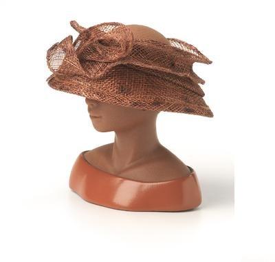 Ms. Harriet Rosebud Designer Hat - Proud To Be Me