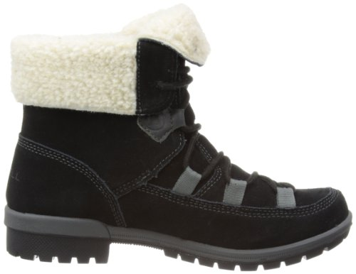 Merrell EMERY LACE - Botas de nieve, color: Dark Earth Black