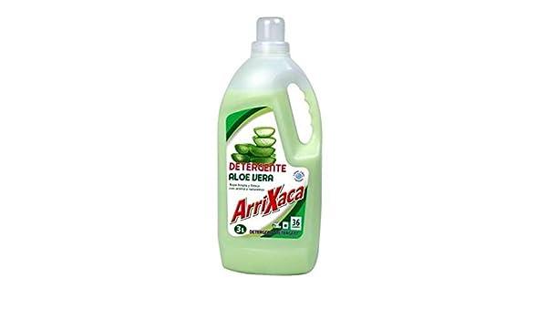 Detergente concentrado aloe vera arrixaca para lavadora o lavado a ...