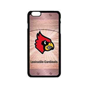 Louisville Gardinals Brand New And Custom Hard Case Cover Protector For Iphone 6