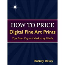 How to Price Digital Fine Art Prints