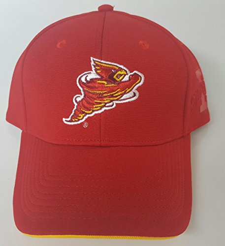 NCAA New Iowa State Embroidered Velcro Back Cap by NCAA