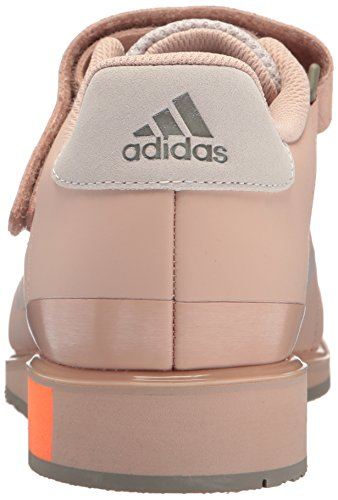 Adidas Performance Mens Power Perfect Iii. Croce Per Allenatore Gesso Perla / Gesso Perla / Cenere Perla