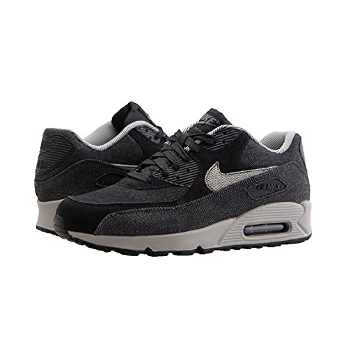 grey cobblestone de dark Chaussures Air Max black Femme Gymnastique 90 black Se NIKE 1qHAxP