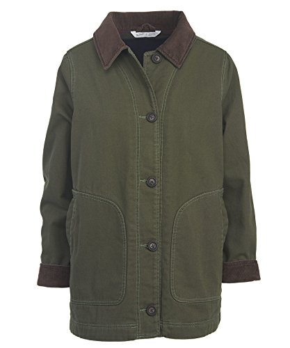 Woolrich Women's Dorrington Barn Jacket, Oregano, Large