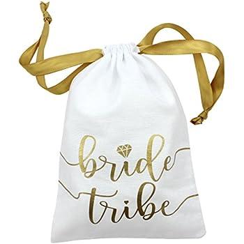 11Pcs Bachelorette Party Hangover Kit Bags Bridal Shower Bride Tribe Favors Bags