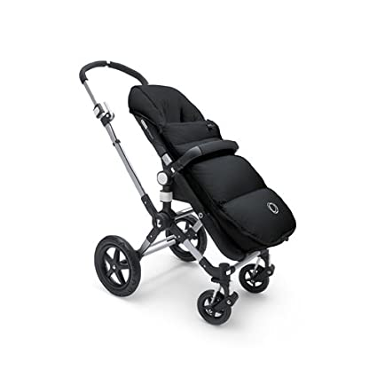 Bugaboo cochecito Saco High Performance Negro – Apto para Bugaboo carritos: Bee, Buffalo,