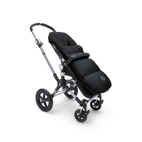 Bugaboo Kinderwagen Fußsack High Performance Schwarz Passend Für Bugaboo Kinderwagen Bee Buffalo Cameleon Und Donkey Baby