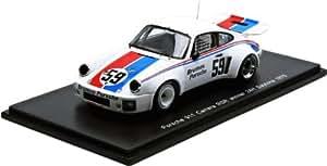 Porsche 911 Carrera RSR, No.59, Winner Daytona 24 Hours 1975 P. Gregg - H. Haywood Model Car