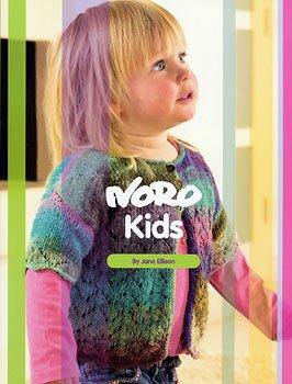 Noro Patterns Kids by Jane Ellison