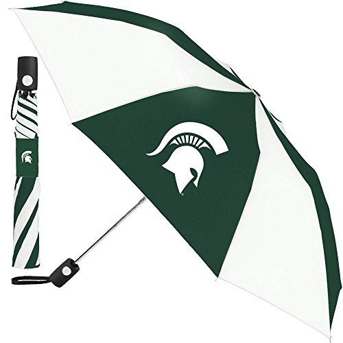(Wincraft Michigan State Spartans Umbrella - Auto Folding)