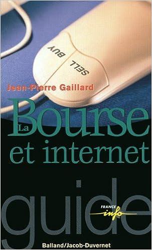 Lire un La Bourse et internet epub pdf