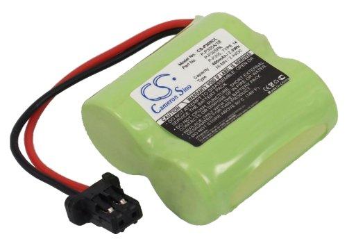 Battery for Radio Shack 23-9084 960-1849 23-908 2.4V 600mAh