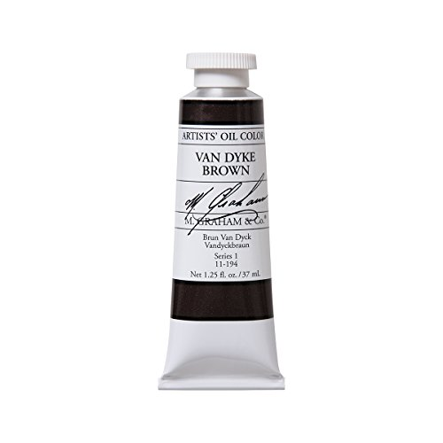 m-graham-artist-oil-paint-van-dyke-brown-cassell-earth-125oz-37ml-tube