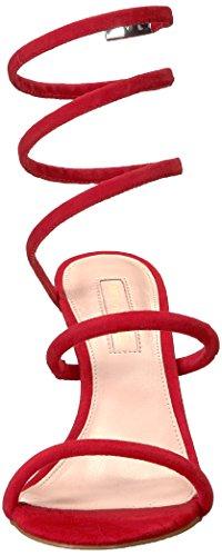 Avec Les Filles Women's Joia Heeled Sandal Rouge TjrW7