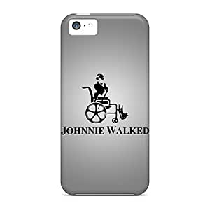 New Arrival Johnnie Walked For Iphone 5c Case Cover