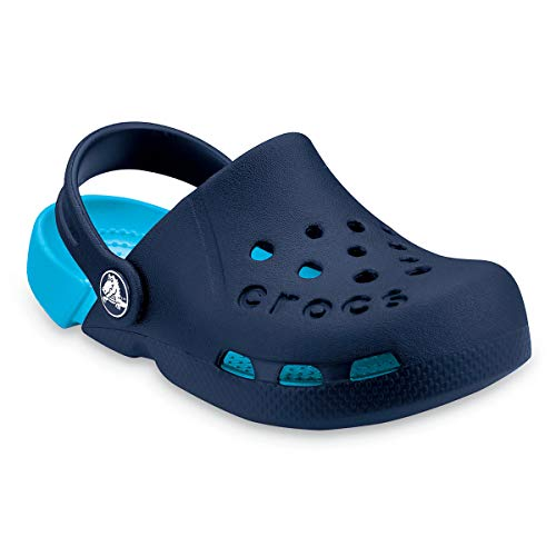 Price comparison product image Crocs Infants / Toddlers Electro, Navy / Electric Blue, US 10 M