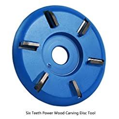 Wood Carving Disc, Milling Cutter for Wo...