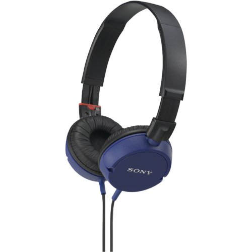 Sony MDRZX100 Stereo Headphones Blue