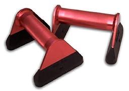 Hot Pex - Elite Ultimate Push Up Handles - Red