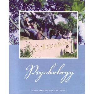 Psychology :Custom Edition for College of the Canyons)