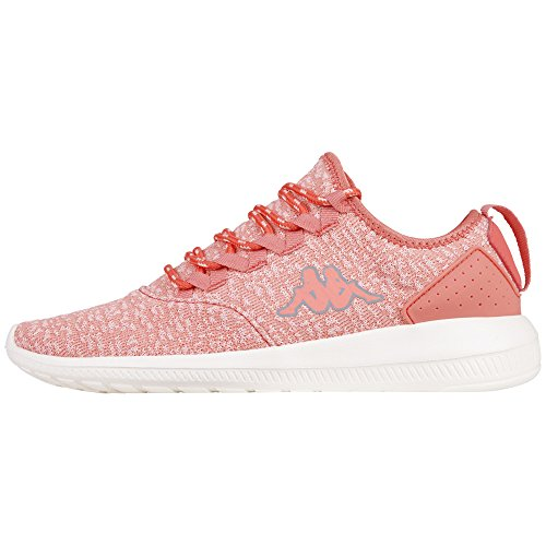 2116 Rosé Rose Rosé Grey Femme 2116 Baskets Flap Kappa Grey 7qOnU0O