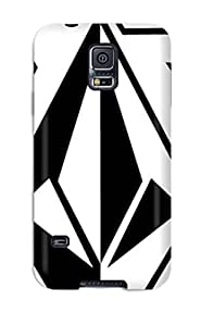 For Galaxy Case, High Quality Artistic Volcom S For Galaxy S5 Cover Cases