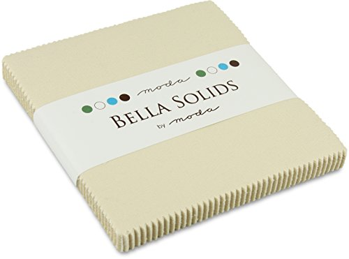 Moda Natural (Bella Solids Natural Charm Pack 42 5-inch Squares Moda Fabrics 9900PP 12)