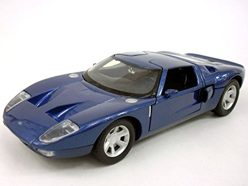 - GT Concept Coupe 1/24 Scale Diecast Metal Model - Blue