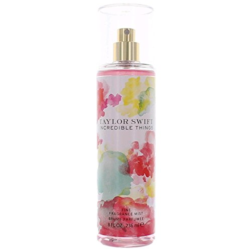 Taylor Swift Incredible Things Fragrance Mist, 8 - Taylor Beauty Swift