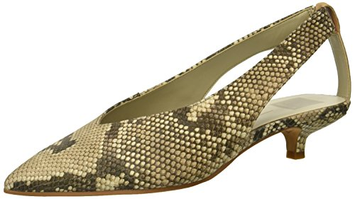 - Dolce Vita Women's Orly Mule, Snake Print Embossed Leather, 7.5 M US