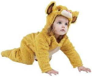Rubies de Disney El Rey león Simba Traje Niño, Sobretodo con ...