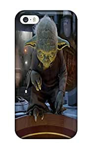 DanRobertse Iphone 4s Hybrid Tpu Case Cover Silicon Bumper Star Wars Tv Show Entertainment