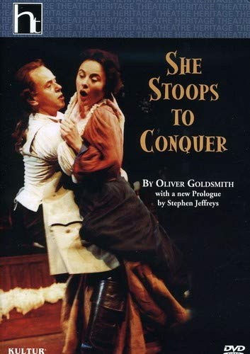 She Stoops to Conquer-Goldsmith/National Theatre (She Stoops To Conquer Comedy Of Manners)