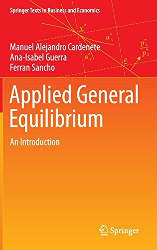 Applied General Equilibrium: An Introduction (Springer Texts in Business and Economics)