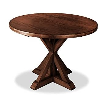 Amazon Com South Cone Home Bayliss Round Dining Table