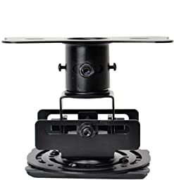 OPTOMA TECHNOLOGY OCM818B-RU Low Profile Universal Ceiling Mount Projector Accessory