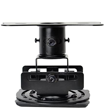 OPTOMA TECHNOLOGY OCM818B-RU Low Profile Universal Ceiling Mount Projector Accessory Projector Accessories at amazon