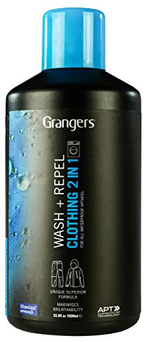 Granger's Clothing Wash + Repel 33.8oz Waterproofing Deterge