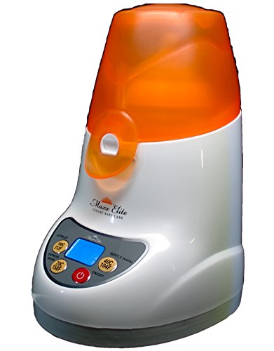Maxx Elite ''Digital Gentle Warm'' Bottle Warmer & Sterilizer w/''Steady Warm'' and LCD Display (Orange) by Maxx Elite (Image #3)