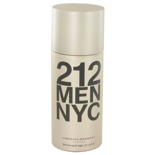 Price comparison product image 212 by Carolina Herrera Deodorant Spray 5 oz (Men)