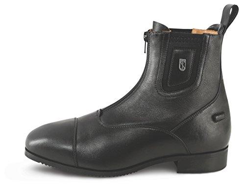 Boots Front Black Tredstep Zip Medici Jodhpur wzqxU4Pf