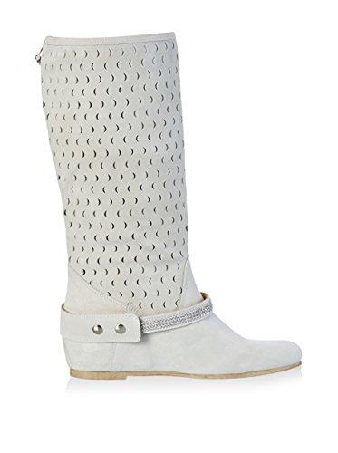 CAFèNOIR Gp610 - Botas Mujer Blanco