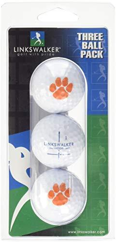 (NCAA Clemson Tigers - 3 Golf Ball Sleeve)
