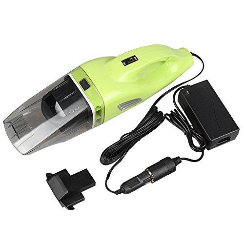 AMYMGLL Multifonction portable aspirateur voiture aspirateur mouillé et sec Matériau ABS Puissance 100W