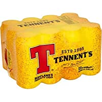 Tennents Lager 12x440ml